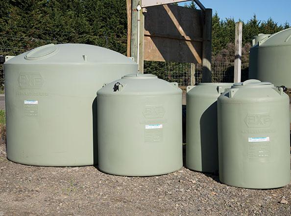 Water Tanks Turton Farm Supplies
